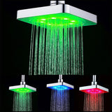 Color Changing Rainfall Shower Head - Theone Apparel