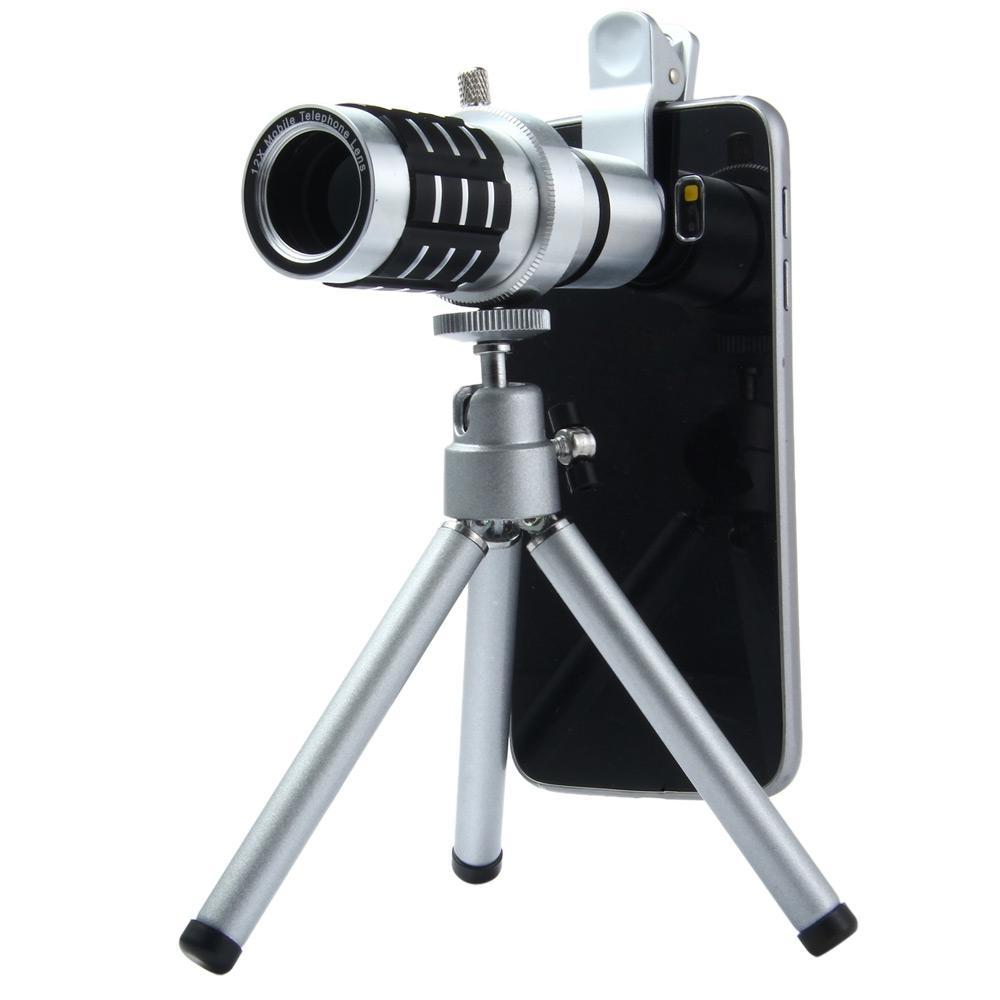 Fixed Focus Clip-On Cell Phone Camera