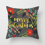 Simple and Chic Christmas Pillow Covers