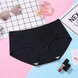 Smooth Fit Black Hip Hugger Panty