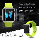Tempered Glass Screen Protector for Apple Watch