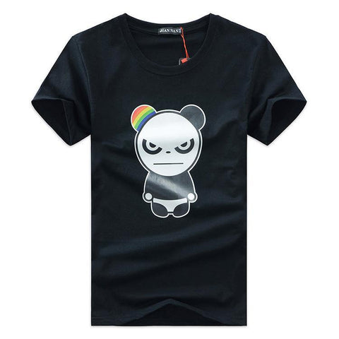 Ticked Off Rainbow Panda Shirt