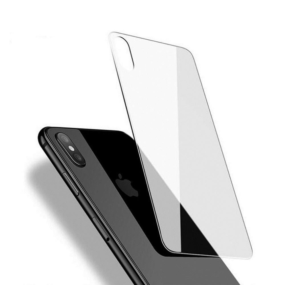 iPhone X Tempered Glass Back Screen Protector
