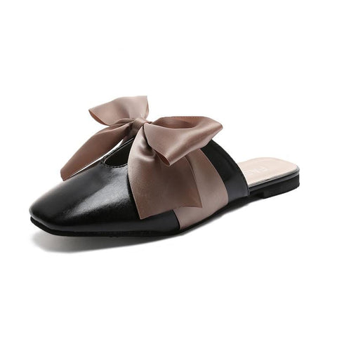 Venetian Style Bow Top Slides
