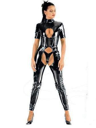 Wild and Sexy Latex Cosplay Costume - Theone Apparel