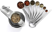 Spring Chef Measuring Cups and Spoons