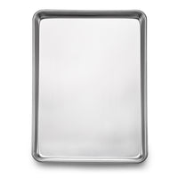 "Spring Chef Aluminum Half Sheet Pan, Baking Cookie Sheet For Oven, Heavy Duty, 12.8"" x 17.7"""