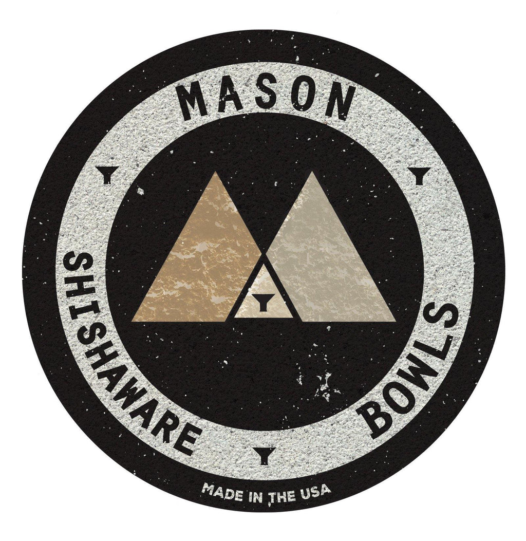 Sticker - Mason Shishaware T-shirt