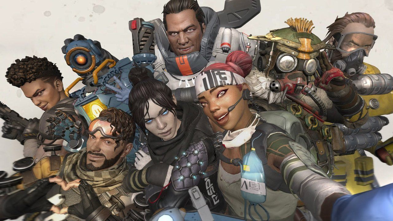 11 New Leaked 'Apex Legends' Characters May Expose Their Abilities