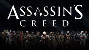 A Short Detailed Sequential Story Of Every Assassins Creed Assassin