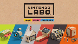 The Best LABO Kits and Accessories For The Nintendo Switch