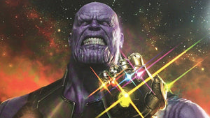 The Complete and Cosmic History Of The Infinity Stones