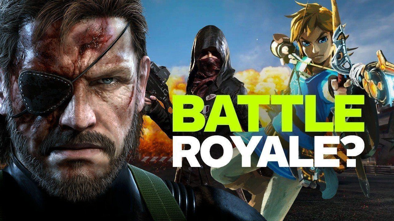 Top 10 Free Online Battle Royale Video Games to Play Right Now
