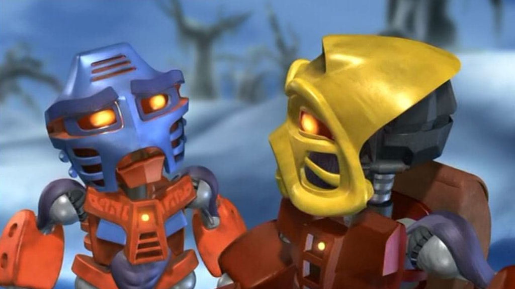 Bionicle: Mask of Light
