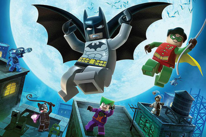 LEGO Batman Series (2008) Video Games