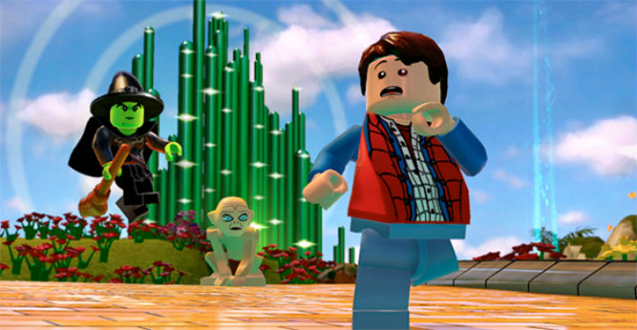 LEGO Dimensions (2015) Video Games