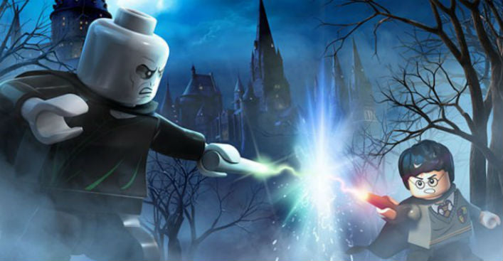 LEGO Harry Potter Series (2010) Video Games