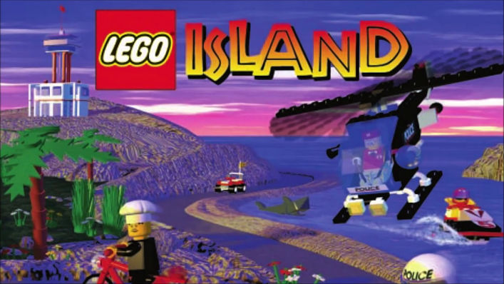LEGO Island (1997) Video Game