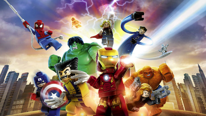 LEGO Marvel Super Heroes (2013) Video Games