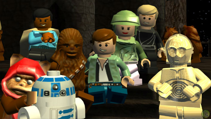 LEGO Star Wars Series (2005) Video Games