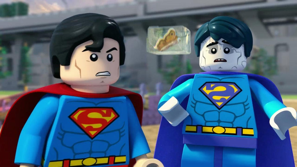 LEGO DC: Justice League vs. Bizarro League