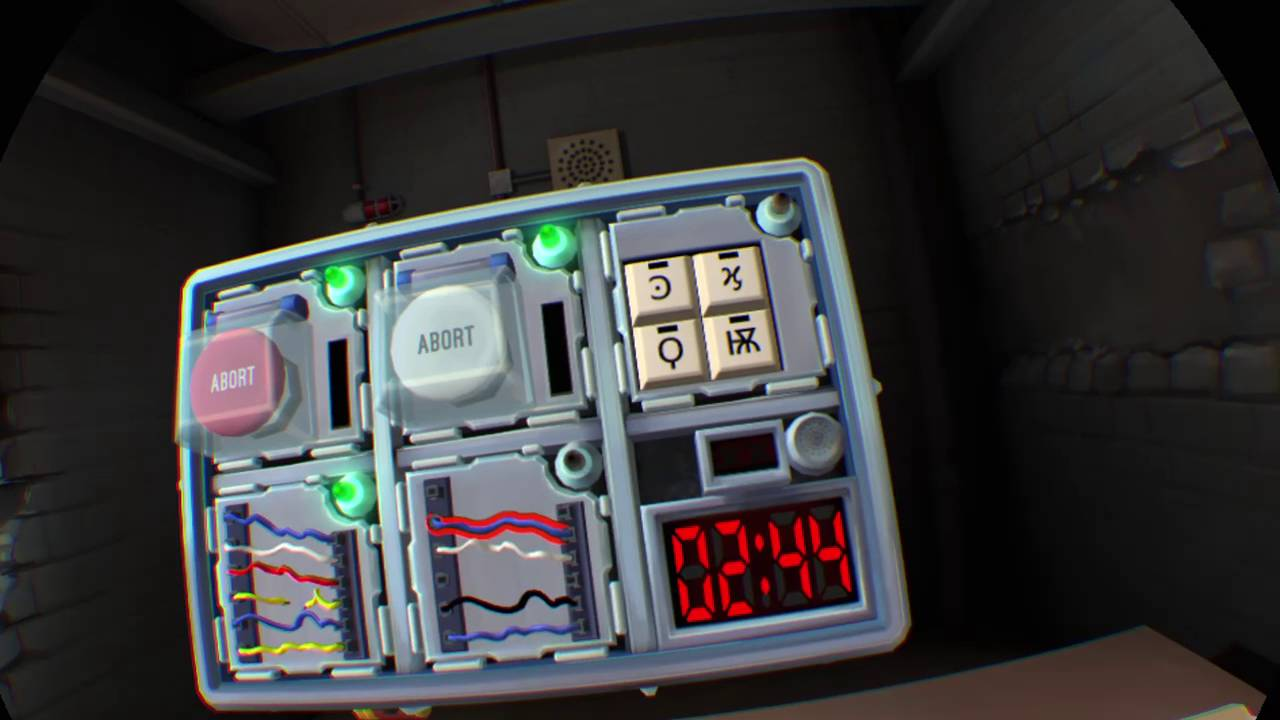 Keep Talking, and Nobody Explodes VR