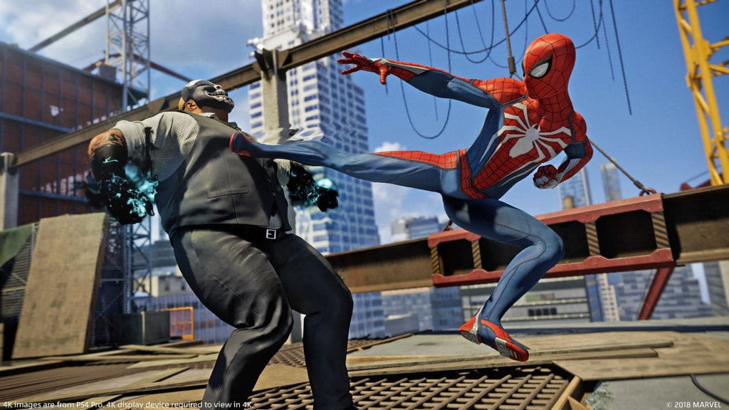 The 10 Best Marvel Video Games Of All Time