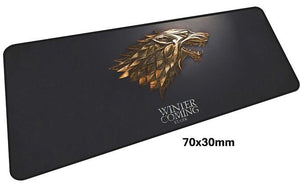 Game Of Thrones PC Gaming Mouse and Keyboard Mat Out Of The Box Nerd Option 10