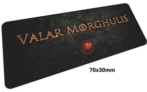 Game Of Thrones PC Gaming Mouse and Keyboard Mat Out Of The Box Nerd Option 2