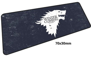 Game Of Thrones PC Gaming Mouse and Keyboard Mat Out Of The Box Nerd Option 3