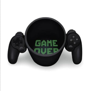 Game Over Two Handed Gaming Mug Mugs Out Of The Box Nerd