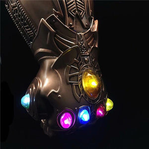 Marvel Legends Series Infinity Gauntlet With Light Up Stones Marvel Out Of The Box Nerd