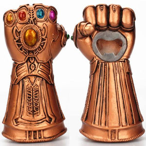 Marvel Legends Thanos Infinity Gauntlet Bottle Opener Out Of The Box Nerd Default Title