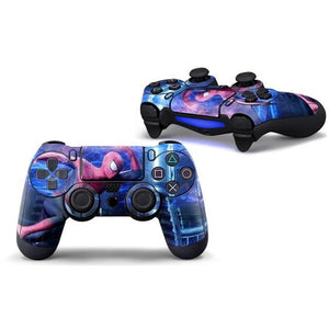 The Amazing Spider-Man PS4 Controller Skin PS4 Accessories Out Of The Box Nerd Spider-Man 1