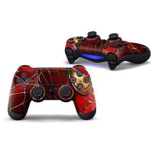 The Amazing Spider-Man PS4 Controller Skin PS4 Accessories Out Of The Box Nerd Spider-Man 2