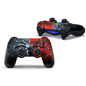The Amazing Spider-Man PS4 Controller Skin PS4 Accessories Out Of The Box Nerd Spider-Man 4