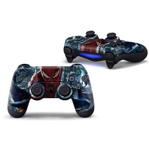 The Amazing Spider-Man PS4 Controller Skin PS4 Accessories Out Of The Box Nerd Spider-Man 5