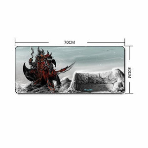 The Elder Scrolls Skyrim Extra Large Gaming Mouse Pad The Elder Scrolls Merch Out Of The Box Nerd I