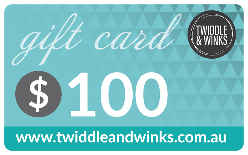 $100 baby shower gift card