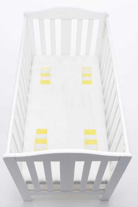 baby fitted cot sheet