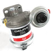 Single Fuel Filter Assembly with Primer Pump 7297