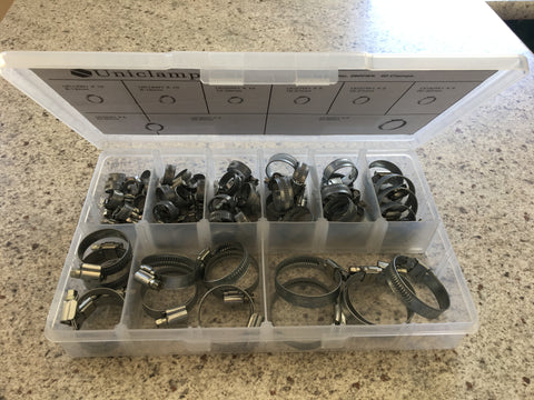 2900WK 3000  Series Economy Hose Clamp Kit