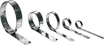 9850 Series Preformed Clamps W4 Stainless Steel -  Special discount offer available.