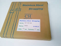 9850 Series Stainless Steel Banding and Buckles and Tools