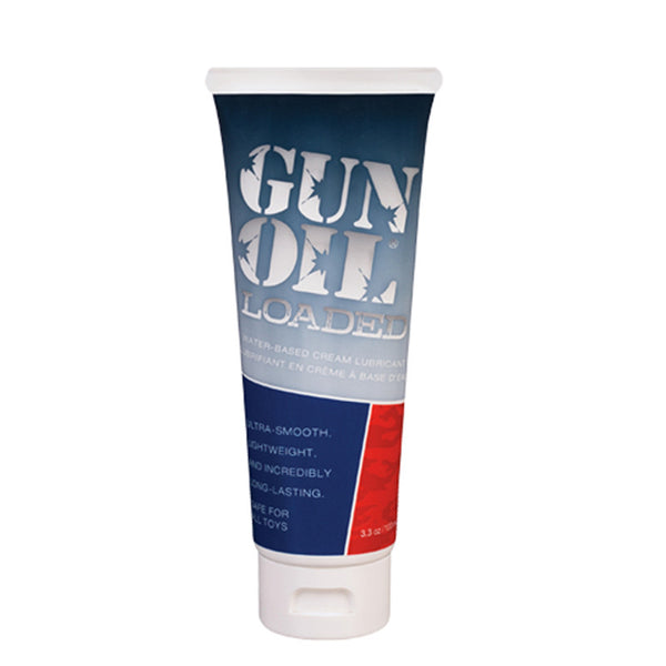 Gun Oil Loaded Creme Hybrid Lubricant 3.3oz. Tube