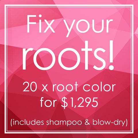 20-time Root Color package