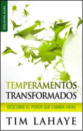 Temperamentos Transformados,  Tim LaHaye.