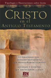 Cristo en el Antiguo Testamento, tipo folleto plegable