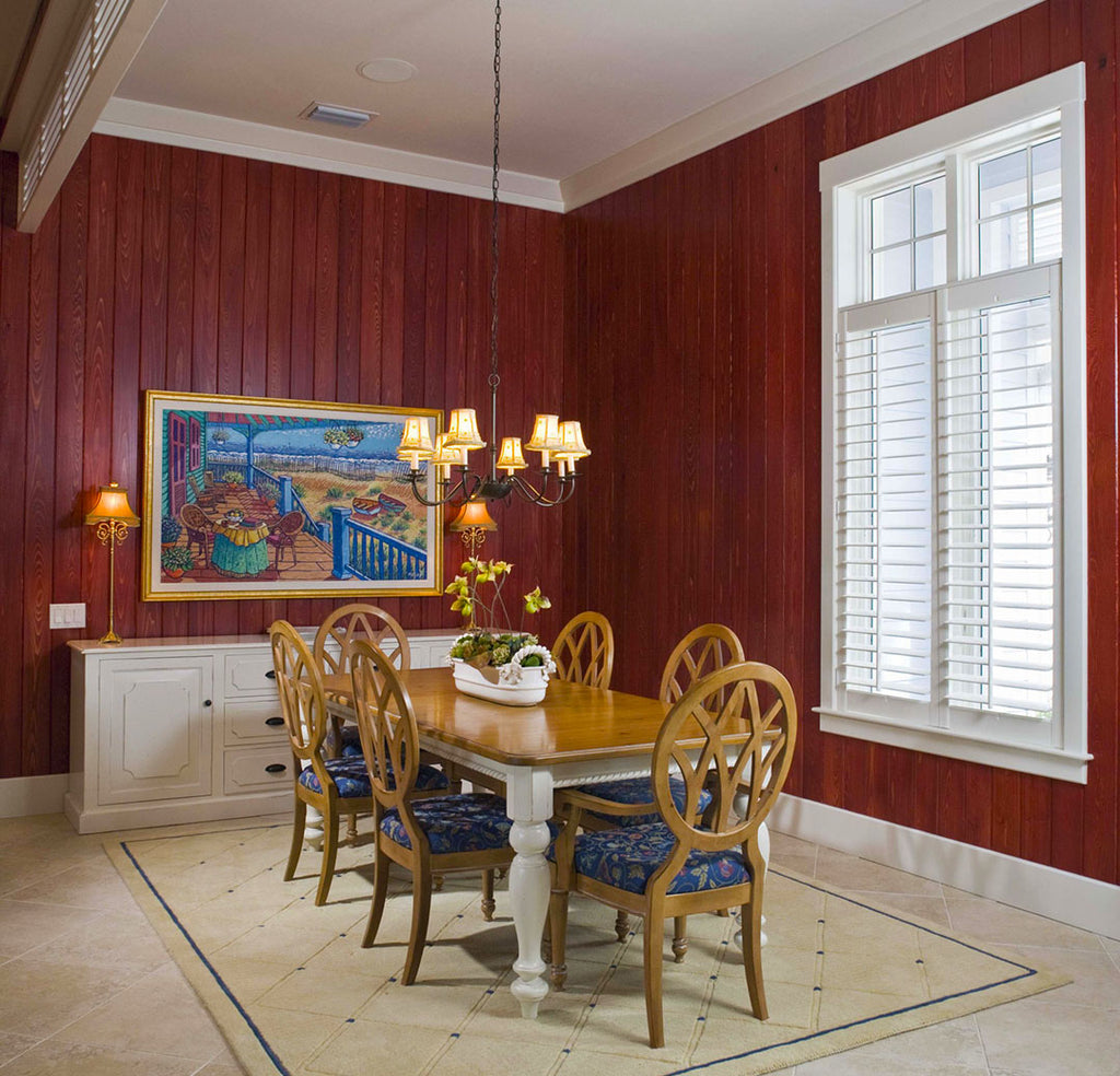 Red Dining Room - 41 West
