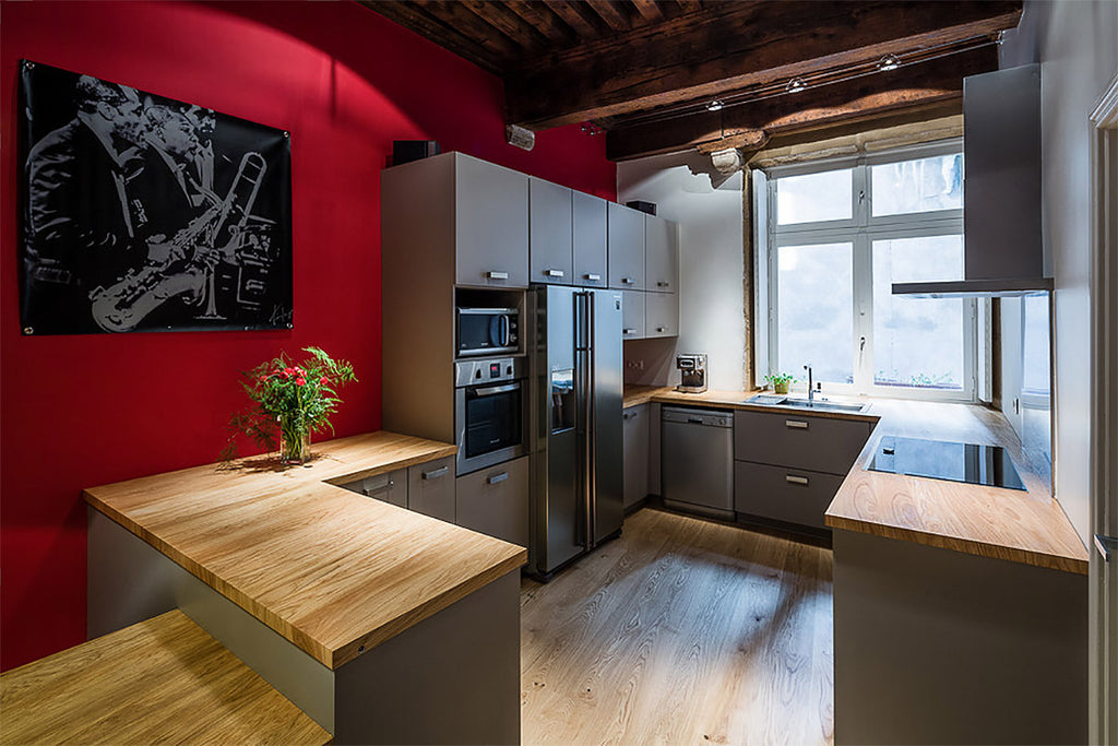 Red Kitchen - Agence Del In